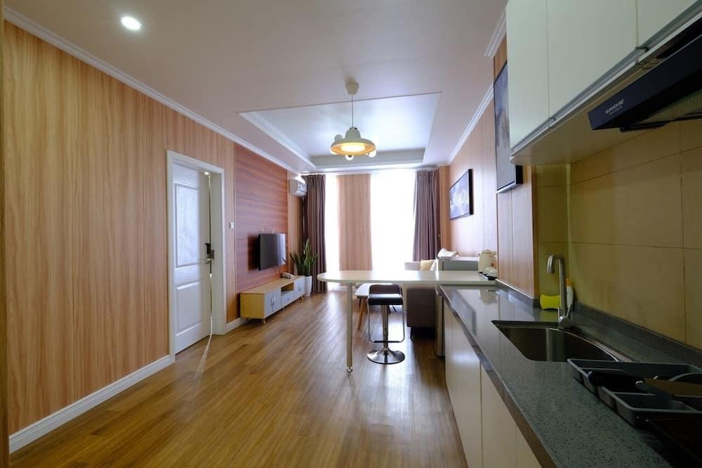 อพาร์ทเมนท์สำหรับครอบครัว - ห้องพัก