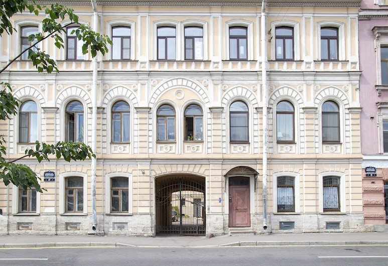 City of Rivers Fontanka 47, St. Petersburg, Depan hartanah