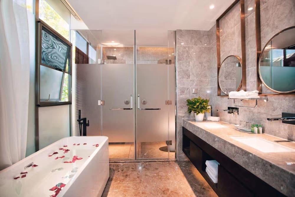 Habitación doble Premier - Baño