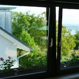 """Cosy Holiday Apartment """"apartment Seeblick"""" Near the Lake, With Terrace, Wi-fi & TV; Parking Spaces Available on the Street"""