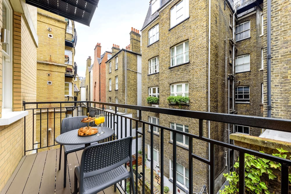 Appartement, balcon (6) - Balcon