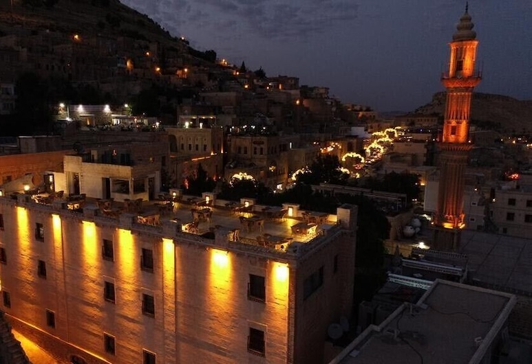 HH Babil Konagi, Mardin, Fachada do Hotel - Tarde/Noite