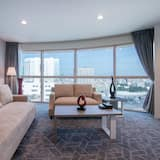 Luxury Δωμάτιο - Περιοχή καθιστικού