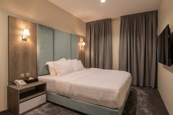 Al Khobar — zdjęcie hotelu Rawabi Al Khobar Hotel