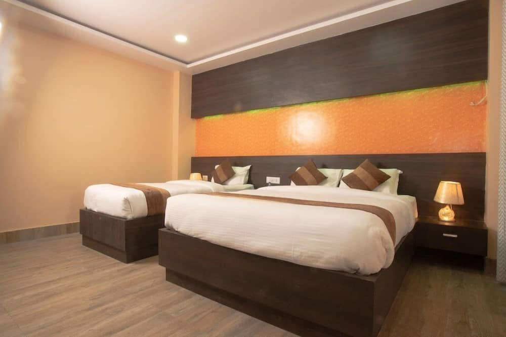 Deluxe-værelse til 3 personer - Værelse