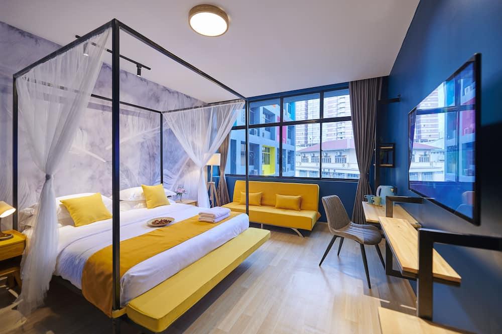 Deluxe Cozy Room - Guest Room