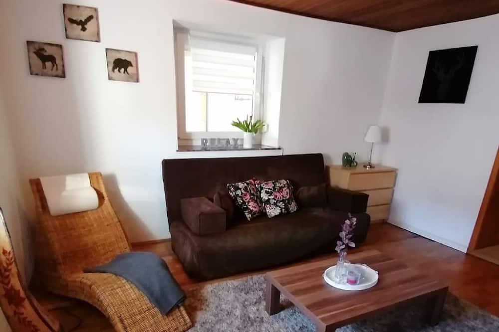 Apartment, Patio - Living Area