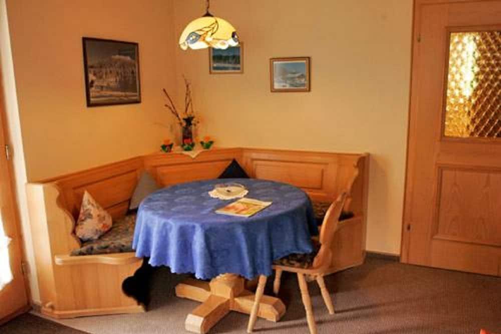 บ้านพัก - บริการอาหารในห้องพัก