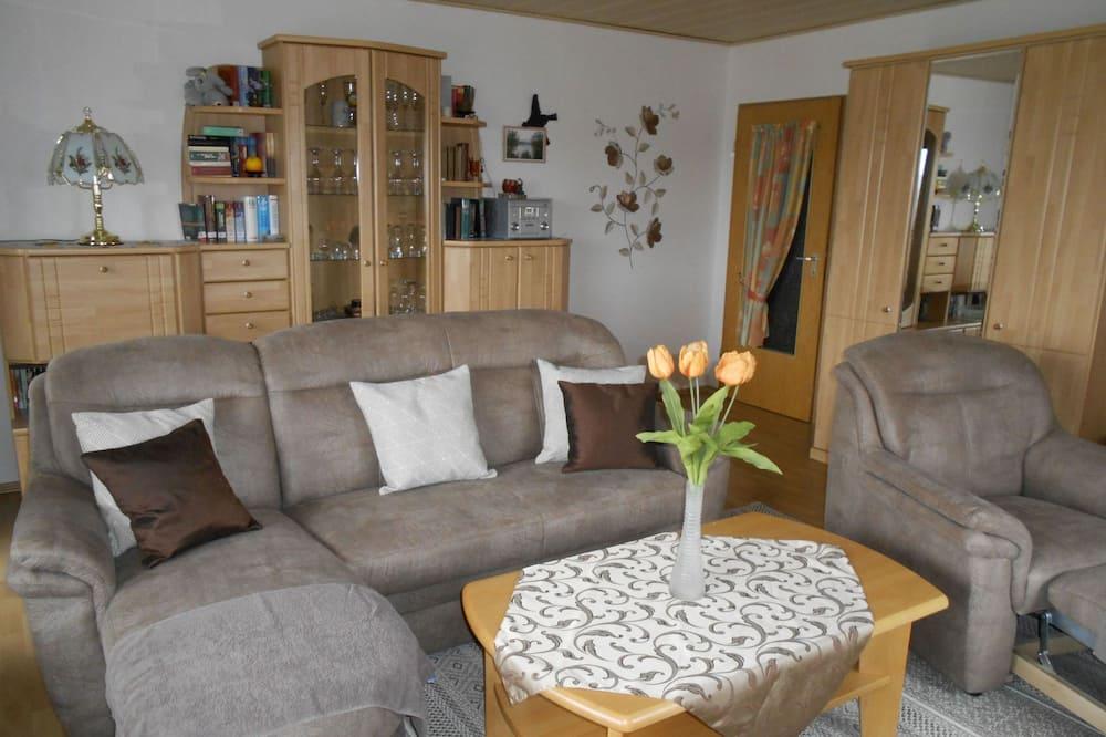 Appartement, 2 slaapkamers, terras - Woonruimte