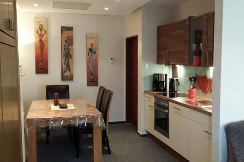 Апартаменты, 1 спальня - Обед в номере