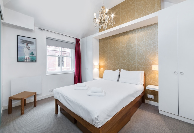 Bedford House Covent Garden - Short let Apartment in Central London, London, Apartment, 2 Bedrooms, Room