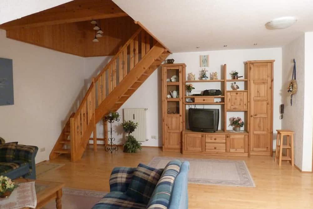 Apartment, Balcony, Garden View - Living Area