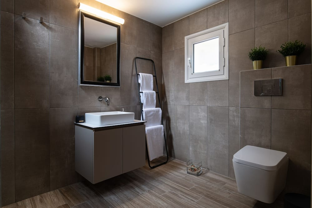 Apartemen, 1 kamar tidur - Kamar mandi