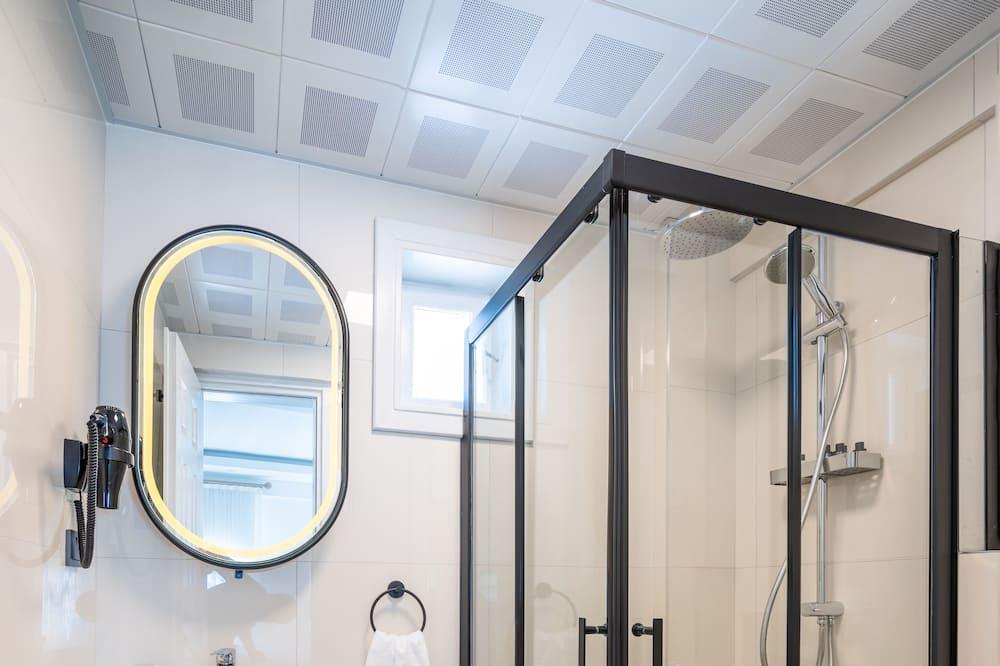 Standardzimmer, eingeschränkter Meerblick - Badezimmer
