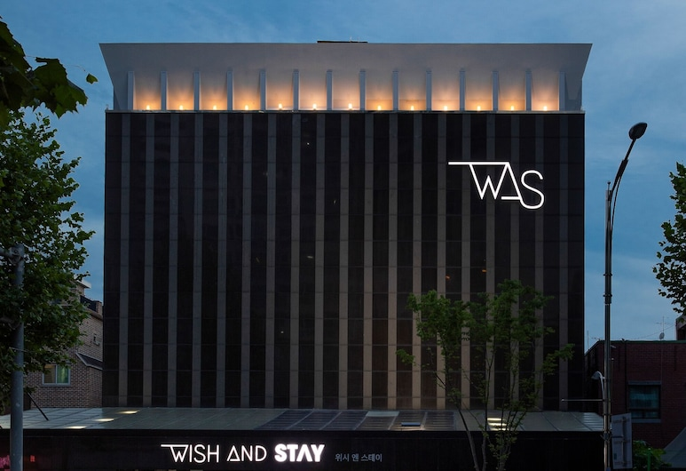 Wish and Stay, Soul, Pohľad na hotel