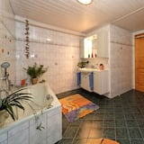 Apartamentai - Vonios kambarys