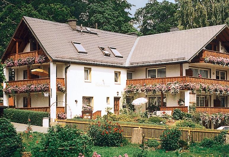 GAESTEHAUS STUMPF, Bad Steben, Hotel Front