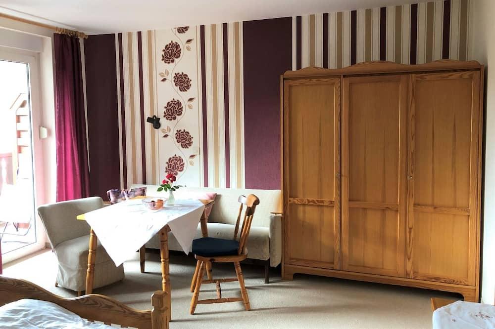 Habitación doble Confort - Sala de estar