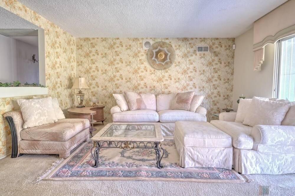 בית, מספר מיטות (SeaRose) - סלון
