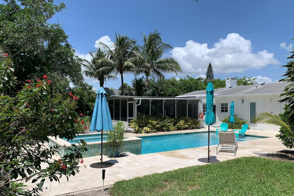 House, Multiple Beds (Marlow House) - Pool