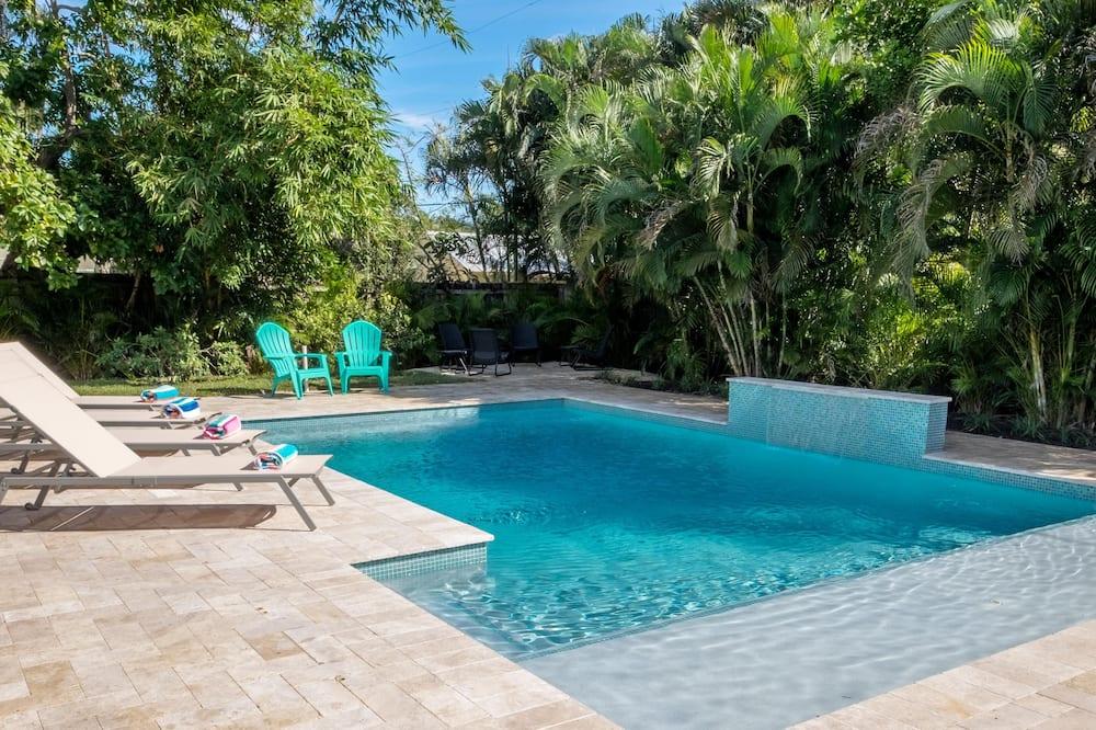House, Multiple Beds (Marigold Cottage) - Pool
