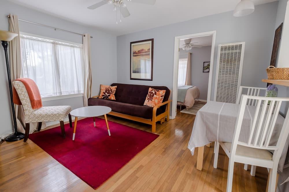 公寓, 1 張加大雙人床 (The Deodora) - 客廳