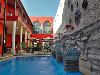 Nuotrauka: Hotel Mejorada Merida, Merida