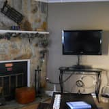 Lejlighed - flere senge (Sugar Ski & Country Club Unit 514 Gol) - Stue