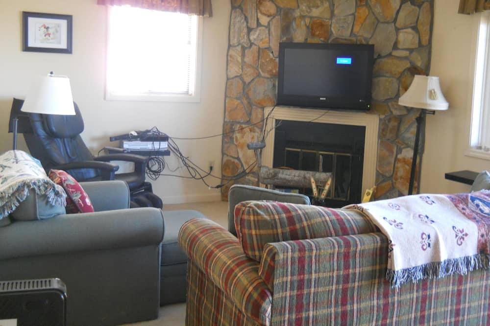 Lejlighed - flere senge (Sugar Ski & Country Club Unit 631 Sil) - Stue