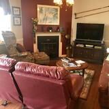 Byt, viacero postelí (Sugar Ski & Country Club Unit 824 Pla) - Obývačka