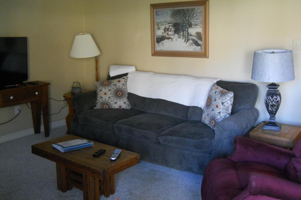 公寓客房, 多張床 (Sugar Ski & Country Club Unit 614 Bro) - 客廳