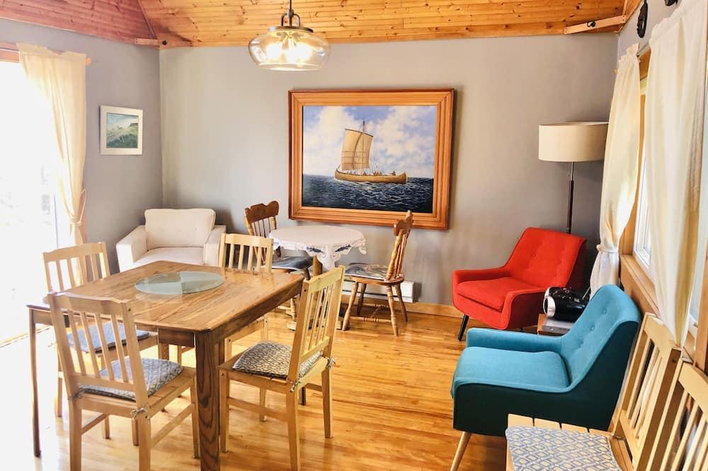 Pokoj typu Basic - Obývací prostor