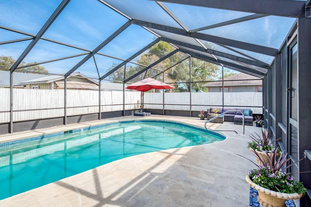 Huis (Sunburst Shore) - Zwembad