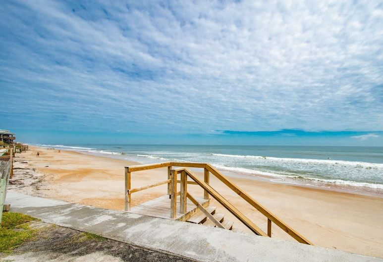 Vilano Beach, סנט אוגוסטין, בית (My Grandpa's Cottage), חוף ים