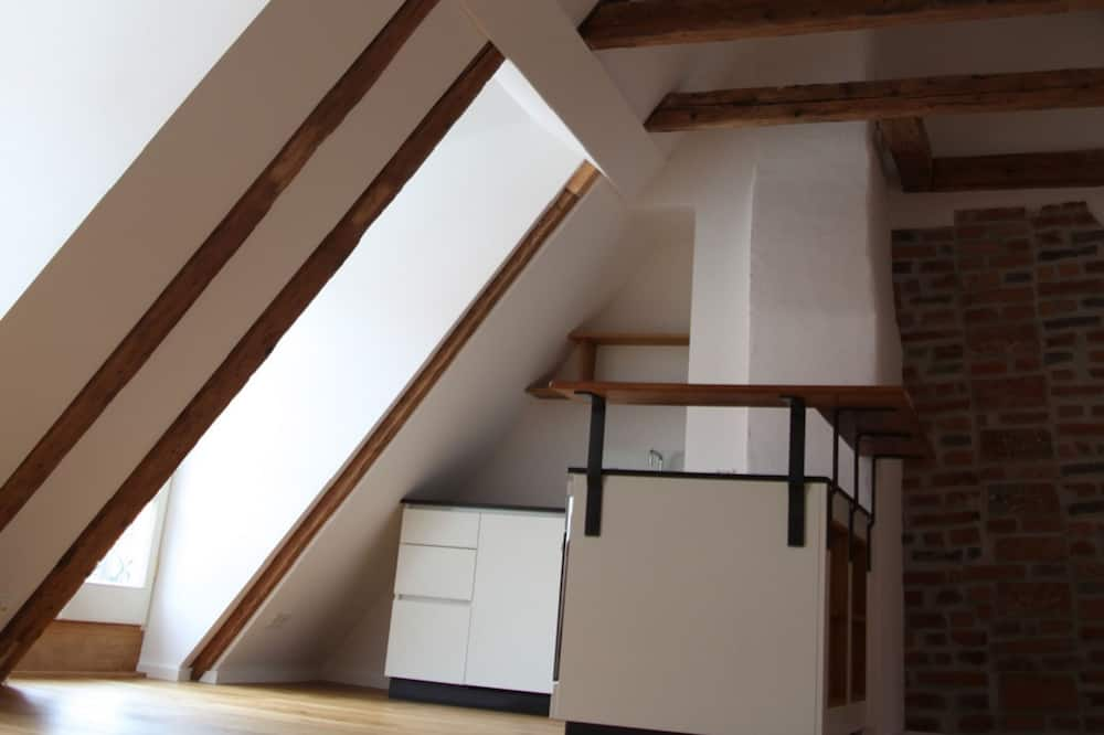 Apartment - Private kitchenette