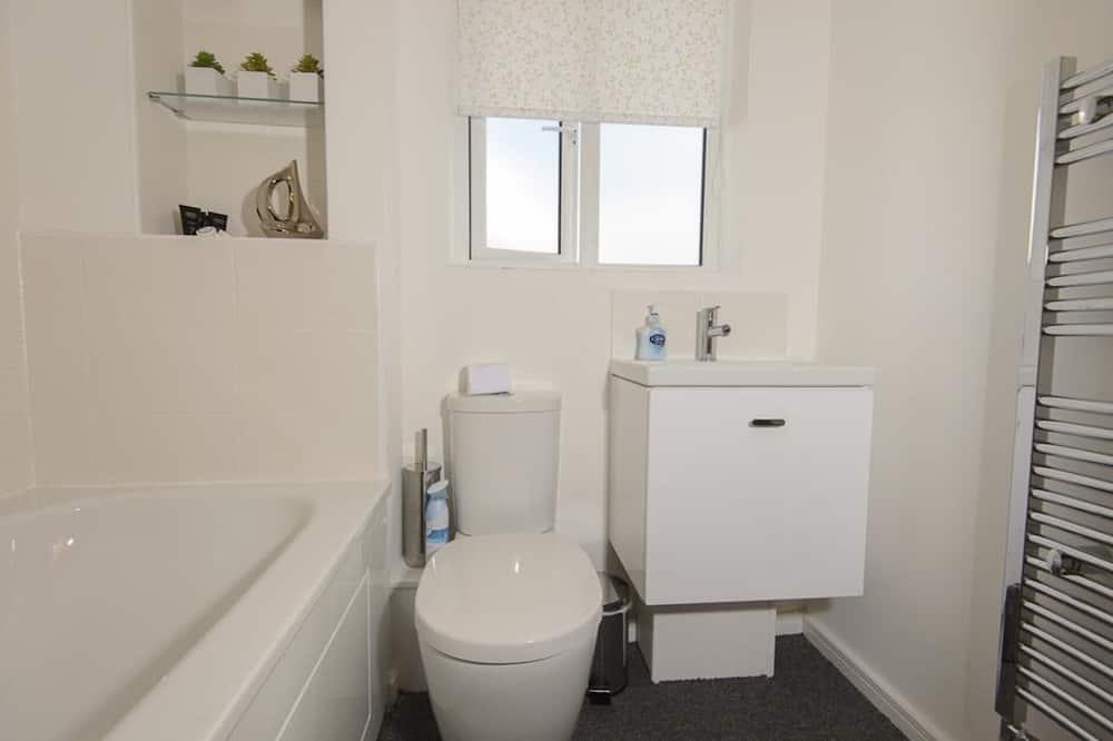 Διαμέρισμα, 2 Queen Κρεβάτια - Μπάνιο