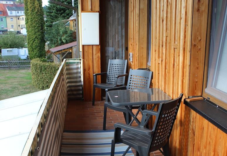 Ferienwohnung Hanold, Schoenwald, Terrace/Patio