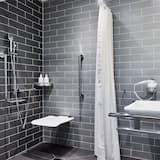 Habitación estándar, 1 cama individual, con acceso para silla de ruedas - Baño