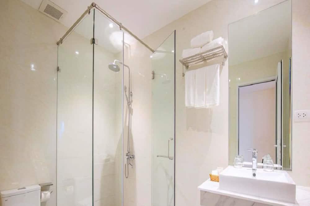 ห้องพรีเมียมดับเบิล - ห้องน้ำ