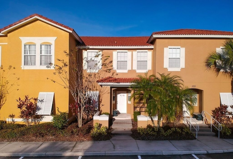 Terra Verde 103 Ihr 1008 3 Bedroom Townhouse, Kissimmee, Maison mitoyenne, 3 chambres, Extérieur