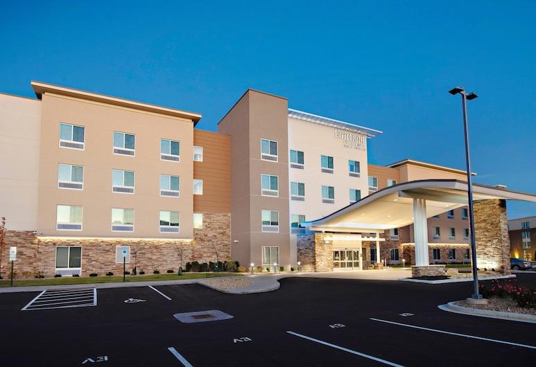 Fairfield Inn & Suites by Marriott Dayton North, Dayton