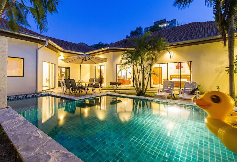 Majestice Pool Villa 4 Bedrooms, Pattaya