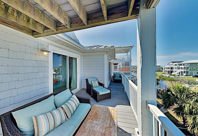 35laurst 5 Bedroom Home, Ocean Isle Beach, Casa, 5 habitaciones, Balcón