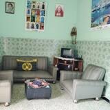 Standard Single Room, Garden View - Ruang Tamu