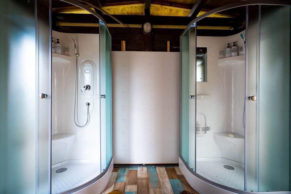 Kamar, non-smoking (Private Container) - Kamar mandi bersama