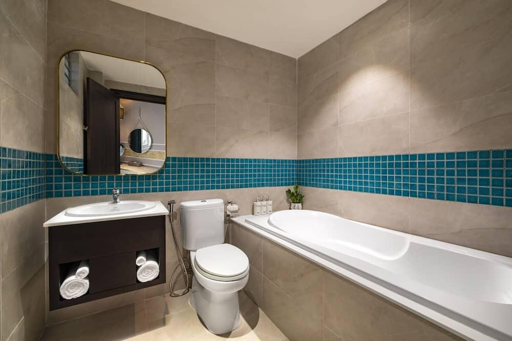 Deluxe háromágyas szoba - Fürdőszoba