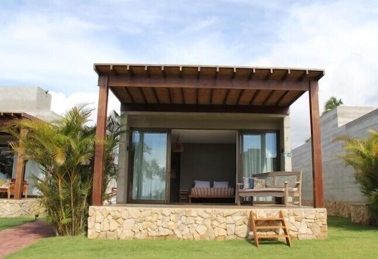 Bahay Tatu Home Concept, Porto de Pedras, Casa Chica, Taras/patio