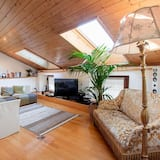 Divvietīgs numurs - Dzīvojamā istaba