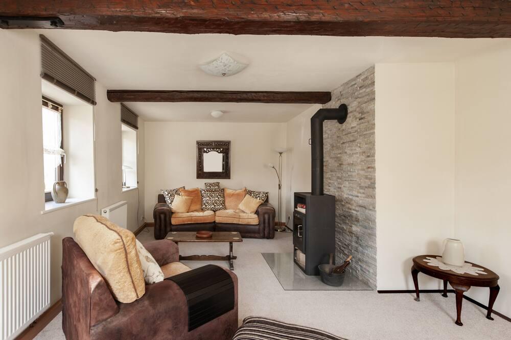 하우스 - 거실 공간