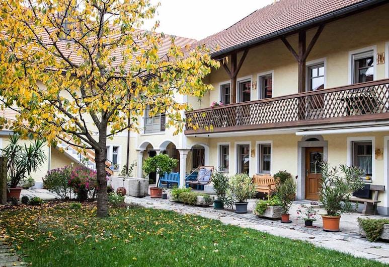 Gschwendnerhof, Röhrnbach, Fassaad